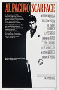 """Movie Posters:Crime, Scarface (Universal, 1983). Rolled, Very Fine. One Sheet (27"""" X 41"""") Mike Bryan Artwork. Crime.. ..."""