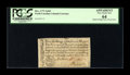 Colonial Notes:North Carolina, North Carolina December, 1771 2s/6d PCGS Apparent Very Choice New64....