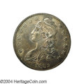 1835 50C MS64 NGC. O-102, R.3. The obverse stars on the right side are mostly flat on examples of this slightly better d...