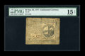 Colonial Notes:Continental Congress Issues, Continental Currency May 20, 1777 $2 PMG Choice Fine 15 Net....