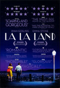"""Movie Posters:Musical, La La Land (Lions Gate, 2016). Rolled, Very Fine. One Sheet (27"""" X 40"""") DS, Review Style. Musical.. ..."""