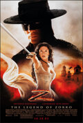 """Movie Posters:Adventure, The Legend of Zorro (Columbia, 2005). Rolled, Very Fine+. One Sheet (26.75"""" X 39.75"""") DS Advance. Adventure.. ..."""