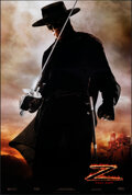 """Movie Posters:Adventure, The Legend of Zorro (Columbia, 2005). Rolled, Very Fine+. One Sheet (26.75"""" X 39.75"""") DS Advance, Zorro Character Style. Adv..."""