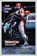 """Movie Posters:Action, RoboCop (Orion, 1987). Rolled, Very Fine. One Sheet (27"""" X 41"""") SS, Mike Bryan Artwork. Action.. ..."""