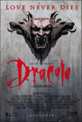 """Movie Posters:Horror, Bram Stoker's Dracula (Columbia, 1992). Rolled, Overall: Very Fine/Near Mint. One Sheets (3) (26.75"""" X 39.75"""") SS Advance, 2... (Total: 3 Items)"""