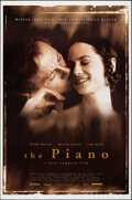 """Movie Posters:Drama, The Piano & Other Lot (Miramax, 1993). Rolled, Very Fine. One Sheets (2) (27"""" X 41"""" & 27"""" X 40"""") SS. Drama.. ... (Total: 2 Items)"""