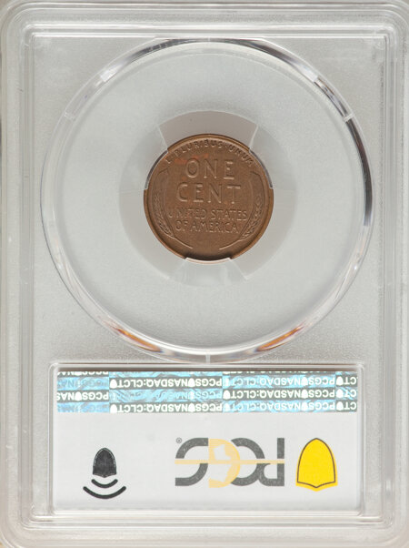 1922 No D, Strong Reverse, MS, BN PCGS Secure 58 PCGS