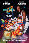"""Movie Posters:Comedy, Space Jam & Other Lot (Warner Bros., 1996). Rolled, Overall: Very Fine+. One Sheets (2) (27"""" X 40"""") SS. Comedy.. ... (Total: 2 Items)"""