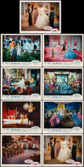 """Movie Posters:Musical, The King and I (20th Century Fox, 1956). Very Fine-. Photo, Color Photos (3) & British Color Front of House Photos (6) (8"""" X... (Total: 10 Items)"""