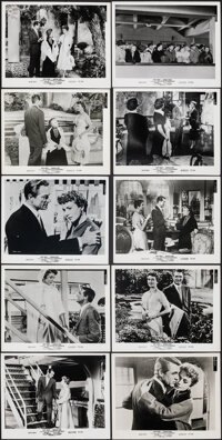 An Affair to Remember (20th Century Fox, 1957). Overall: Very Fine. Photos (25) & Color-Glos Photos (4) (Approx. 8&q...