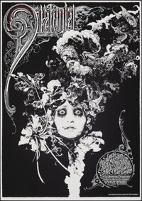 """Dracula (Mondo, 2011). Rolled, Very Fine+. Limited Edition Screen Print Poster (24"""" X 34"""") Vania Zouravliov an..."""