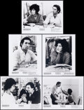 """Movie Posters:Comedy, Moonstruck (UIP, 1987). Very Fine+. British Photos (5) (8"""" X 10""""), Program (9"""" X 12""""), & Press Information (41 Pages, 8"""" X 1... (Total: 7 Items)"""