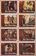"Movie Posters:Film Noir, The Hitch-Hiker (RKO, 1953). Very Fine-. Mini Lobby Card Set of 8 (8"" X 10""). Film Noir.. ... (Total: 8 Items)"