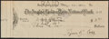 Autographs:Others, 1932 Ty Cobb Signed Check....