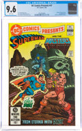 Modern Age (1980-Present):Superhero, DC Comics Presents #47 Masters of the Universe (DC, 1982) CGC NM+ 9.6 White pages....
