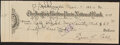 Autographs:Checks, 1932 Ty Cobb Signed Check. The most successful pos...