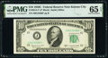 Small Size:Federal Reserve Notes, Fr. 2013-J* $10 1950C Federal Reserve Star Note. PMG Gem Uncirculated 65 EPQ.. ...