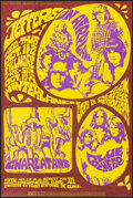 """Movie Posters:Rock and Roll, Jefferson Airplane at Winterland (Bill Graham, 1967). Rolled, Very Fine/Near Mint. Concert Poster (14"""" X 21"""") Bonne MacLean ..."""