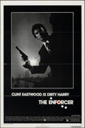 """Movie Posters:Crime, The Enforcer (Warner Bros., 1977). Folded, Very Fine-. One Sheet (27"""" X 41""""). Crime.. ..."""