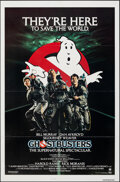 """Movie Posters:Comedy, Ghostbusters (Columbia, 1984). Folded, Very Fine+. International One Sheet (27"""" X 41""""). Comedy.. ..."""
