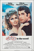 """Movie Posters:Musical, Grease (Paramount, 1978). Folded, Very Fine. One Sheet (27"""" X 41""""). Musical.. ..."""
