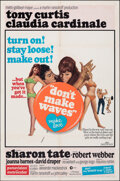 """Movie Posters:Comedy, Don't Make Waves (MGM, 1967). Folded, Very Fine-. One Sheet (27"""" X 41""""). Comedy.. ..."""
