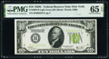 Small Size:Federal Reserve Notes, Fr. 2003-B $10 1928C Federal Reserve Note. PMG Gem Uncirculated 65 EPQ.. ...