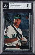 Baseball Cards:Singles (1970-Now), 1994 SP Alex Rodriguez #15 BGS NM-MT 8. Offered is...