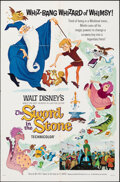 """Movie Posters:Animation, The Sword in the Stone (Buena Vista, 1963). Folded, Very Fine. One Sheet (27"""" X 41"""") Style A. Animation.. ..."""