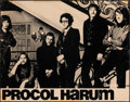 """Movie Posters:Rock and Roll, Procol Harum (Chrysalis, 1970s). Rolled, Fine. British Personality Poster (21"""" X 27""""). Rock and Roll.. ..."""