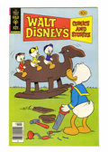 Bronze Age (1970-1979):Cartoon Character, Walt Disney's Comics and Stories #469 Signed By Carl Barks (GoldKey, 1979) Condition: VF+....