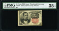 Fractional Currency:Fifth Issue, Fr. 1265 10¢ Fifth Issue PMG Choice Very Fine 35 EPQ.. ...