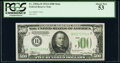 Fr. 2202-B $500 1934A Federal Reserve Note. PCGS About New 53