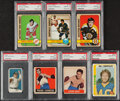 Baseball Cards:Lots, 1909-1978 T206, Leaf & Topps Multi-Sport Collection (7).