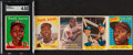 Baseball Cards:Lots, 1957-59 Topps Hank Aaron Collection (5). Offered i...
