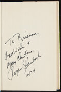 Football Collectibles:Publications, 1974 Roger Staubach Signed Book. ...