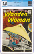 Silver Age (1956-1969):Superhero, Wonder Woman #105 (DC, 1959) CGC VG+ 4.5 Off-white pages....