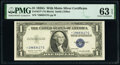 Small Size:Silver Certificates, Fr. 1617* $1 1935G With Motto Silver Certificate Star. PMG...