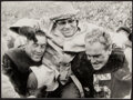 Football Collectibles:Photos, 1965 Vince Lombardi Original Photograph from The Mud Bowl. ...