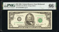 Small Size:Federal Reserve Notes, Fr. 2122-E $50 1985 Federal Reserve Note. PMG Gem Uncirculated 66 EPQ.. ...