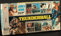 Movie Posters:James Bond, James Bond 007: Thunderball & Other Lot (Milton Bradley, 1965). Very Fine. Complete Unused and Sealed Board Games in Origina... (Total: 2 Items)