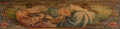 Books:Fore-edge Paintings, [Unknown]. George Crabbe. The Life and Poeti...
