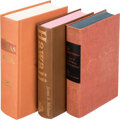 Books:Literature 1900-up, James A. Michener. Group of Three Signed, Limited First Editions. New York: Random House, [1959-1985].... (Total: 3 Items)