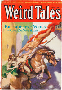 Weird Tales - January 1933 (Popular Fiction) Condition: VG