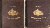 Richard Swainson Fisher. Colton's Atlas of the World. New York: J. H. Colton & Co., 1856