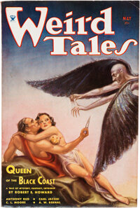 Weird Tales - May 1934 (Popular Fiction) Condition: FN