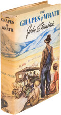 Books:Literature 1900-up, John Steinbeck. The Grapes of Wrath.