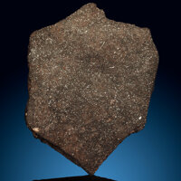 Plainview Meteorite Slice Ordinary Chondrite, H5 Plainview, Hale County, Texas, USA