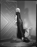 Movie/TV Memorabilia, Collection of (14) Jean Harlow 8 x 10 original camera negatives for Red Dust and others. ...