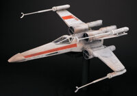 Original screen-used X-Wing Fighter filming miniature from Star Wars: Episode IV – A New Hope